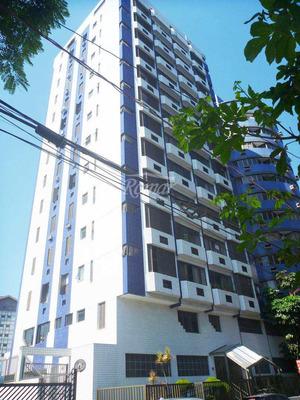 Apartamento Com 3 Dorms, Boqueirão, Santos - R$ 595 Mil, Cod: 101 - V101