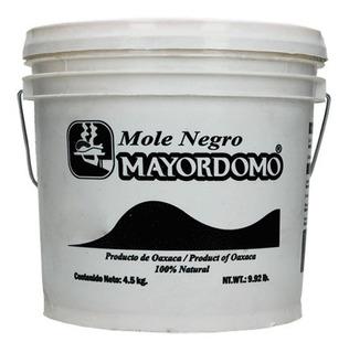 Cubeta De Mole Negro 4.5kg Mayordomo Oaxaqueño