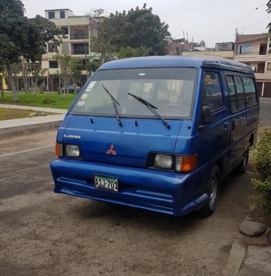 Mitsubishi L 300 Van 2300 D