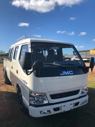 Jmc Workshop Triple Cabina 0km - Diesel Euro Iii - Grupoaler