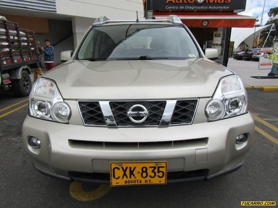 Nissan X-trail 2.5 At 4x4