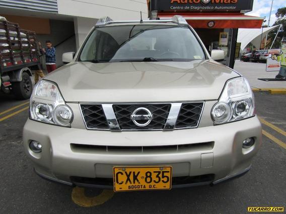 Nissan X-trail 2.5 At 4x4