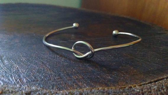 Bracelete Prata De Nó
