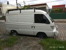 Vendo Camioneta Furgón Effa Cargo