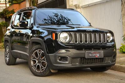 Jeep Renegade Longitude Flex Aut. - Único Dono - 2016