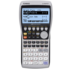 Casio Fx-9860gii Calculadora Gráfica Científica...