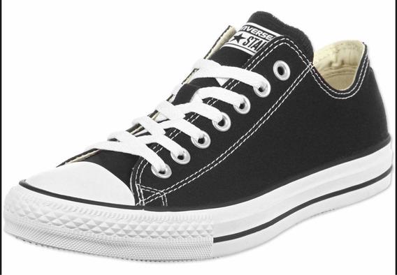 Tenis Converse Choclo Negro 100% Original 3 Al 11mx