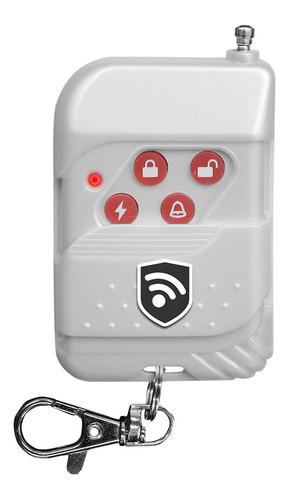 Imagen 1 de 10 de Control Remoto Plástico Seguridad Alarma Vecinal Casa Sistemas Inalambricas Botones Armado Desarmar Casa O Negocio