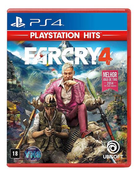 Far Cry 4 - Playstation 4 - Português - Mídia Física Lacrado