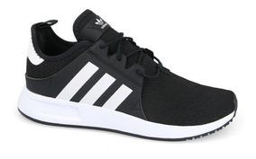 Tenis adidas Xplr Preto E Branco 100% Original