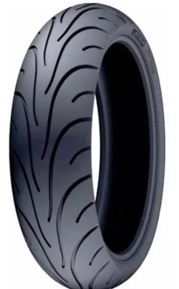Pneu Moto Michelin Pilot Road 2 180/55-17 Radial Traseiro