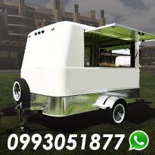 Remolque Comida Rapida Food Truck
