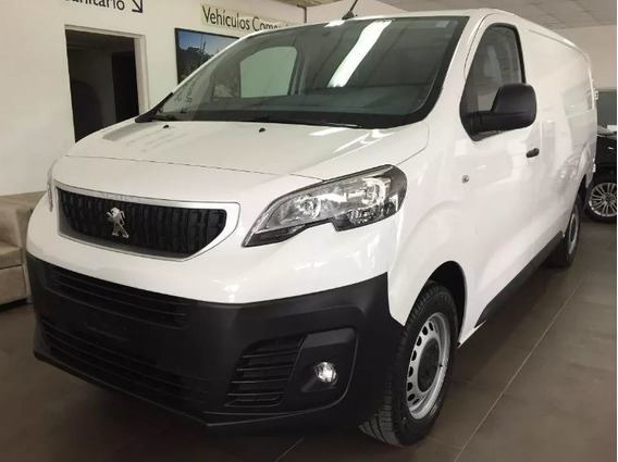 Peugeot Expert 1.6 Hdi Confort Año 2020 Robayna 0 Km Gris