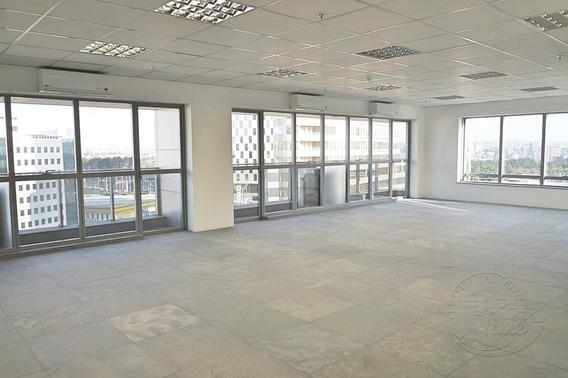 Sala Para Alugar, 159 M² Por R$ 7.175,70/mês - Empresarial 18 Do Forte - Barueri/sp - Sa0037