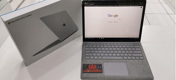 Microsoft Surface Laptop I7 8gb 256gb Zerado Na Caixa