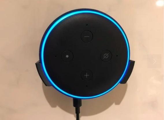 Suporte De Parede Para Alexa Echo Dot 3 Geração Melhor Audio
