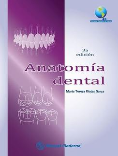 Anatomía Dental Riojas / Libro Original-nuevo Envío Gratis!