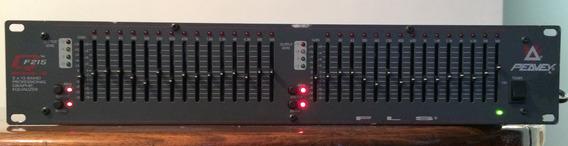Ecualizador Peavey Qf215