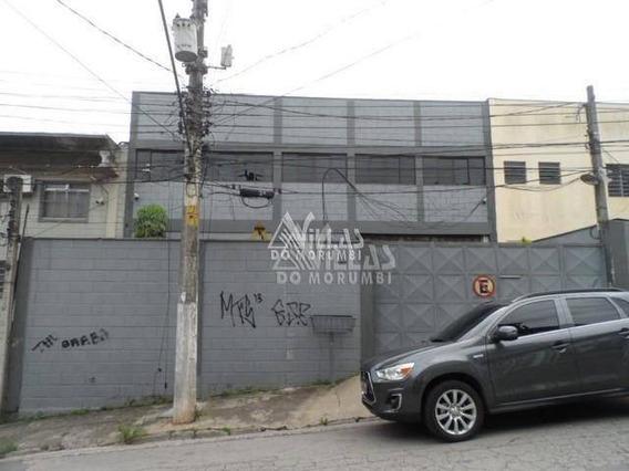 Galpão Finalidade Industrial E Comercial Para Venda No Taboão Da Serra - Ga0019