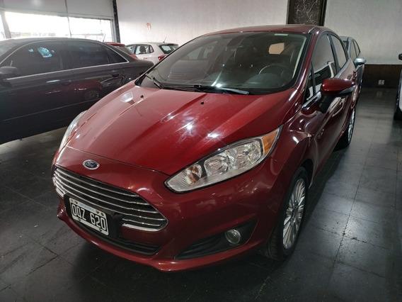 Ford Fiesta Titanium Power 1.6