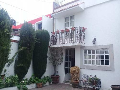 Casa En Renta. Hospitales. Uvm.periférico/ Viaducto. Tlalpan