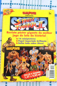 Revista Gamepower Super Poster Gigante