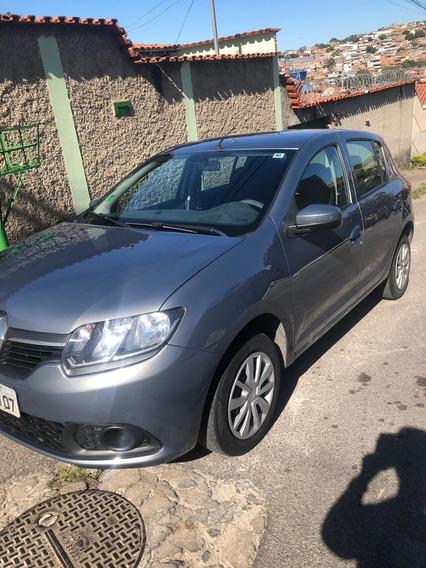 Renault Sandero 1.0 Flex