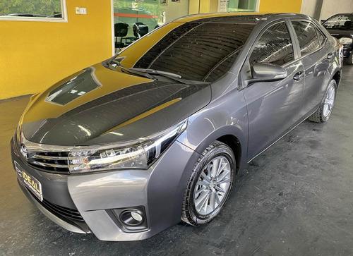 Imagem 1 de 10 de Toyota - Corolla Altis 2.0 Flex 16v Aut. - 2017