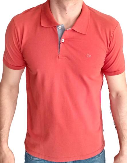 Camisa Polo Ogochi Masculina Básica
