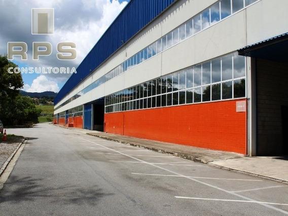 Galpão Industrial E Para Logística Em Atibaia, Rodovia Fernão Dias - Gl00038 - 33716815