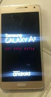 Celular Samsung Galaxy A7 Usado