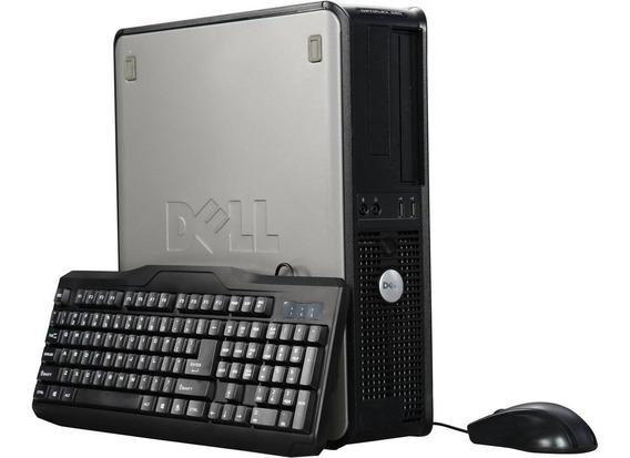 Cpu Dell Optiplex Core 2 Duo 8gb Ssd 120gb Wifi