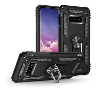 Capa Galaxy S10 Plus | Skudo Defender 3 + Anel Segurança