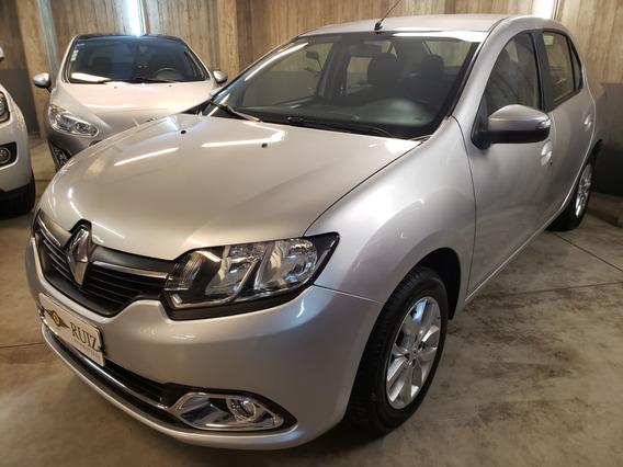 Renault Logan 1.6 16v Privilege C/gnc 5ta 14mts 2018