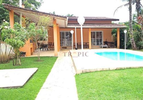 Casa Com 4 Dormitórios À Venda, 180 M² Por R$ 900.000,00 - Morada Da Praia - Bertioga/sp - Ca0392