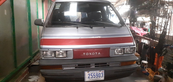 Toyota Model F 1985 Van Le