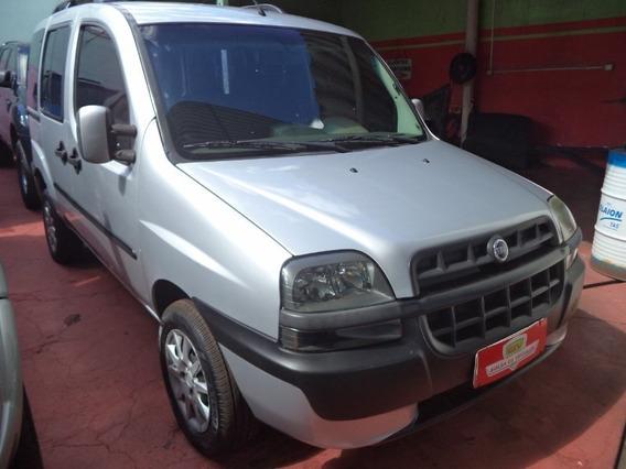 Fiat Doblo Ex 1.3 Prata 2006