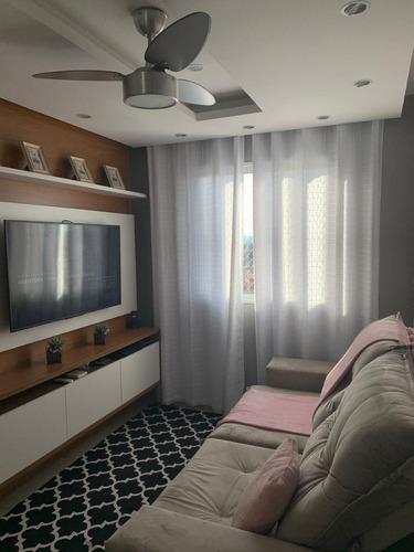 Imagem 1 de 30 de Apartamento Com 2 Dormitórios À Venda, 45 M² Por R$ 230.000,00 - Vila Da Oportunidade - Carapicuíba/sp - Ap4860
