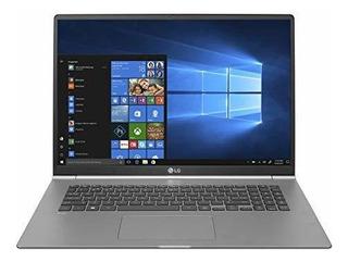 Laptop LG Gram 17 I7 16gb 512gb Hdd Graphics 610 -plata