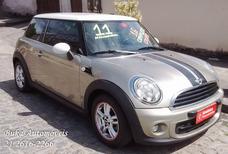 Mini One 1.6 3p - 2011 - Bancos De Couro E Rodas De Liga