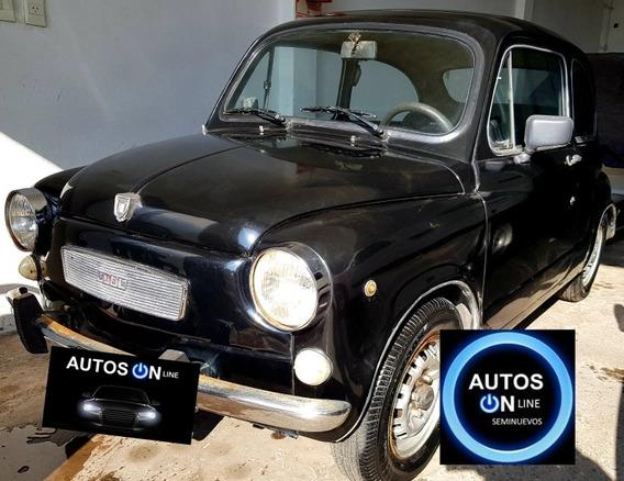 Fiat 600 R 600 R