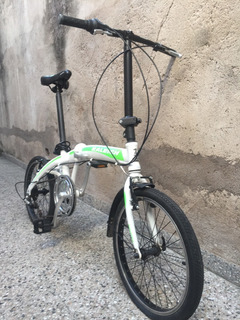 Bicicleta Plegable Raleigh Curve