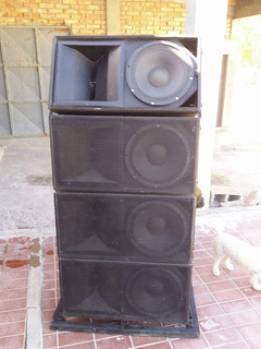 Bafle Line Array