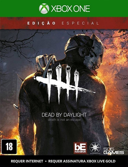 Dead By Daylight Especial Xbox One - 25 Díg. (envio Flash)