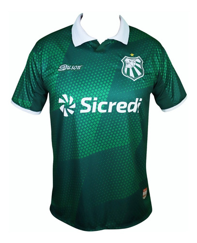 Camisa Da Caldense Oficial De Jogo Duson Temporada 2021