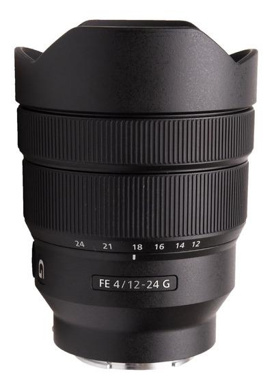 Objetiva Sony Fe 12-24mm F/4g - Usada