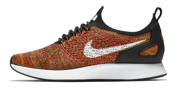 Zapatillas Nike Air Zoom Mariah Flyknit Naranja Mujer