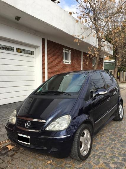 Mercedes Benz A190 Avantgarde 2005