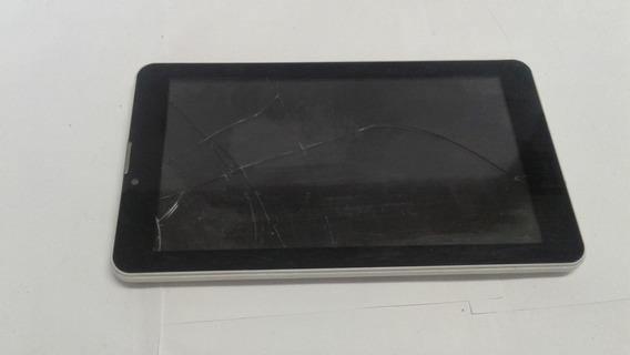 Tablet Abex Usada Com Touch Quebrado Apenas Aparelho