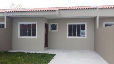 Casa Com 03 Quartos- Campo Largo Da Roseira, São José Dos Pinhais. - Codigo: Ca0022 - Ca0022